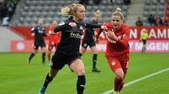 SGS Essen - FC Bayern München LIVE | FLYERALARM Frauen-Bundesliga | 22. Spieltag | MAGENTA SPORT
