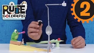 How To: The Fly Trap Challenge - Rube Goldberg