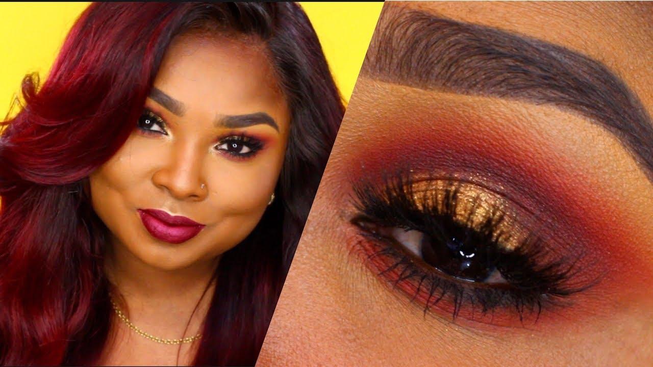 valentines day makeup tutorial queenii rozenblad youtube