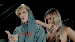 "Logan Paul Almost Kisses Brother Jake's Ex Alissa Violet In ""The Second Verse"" Diss Track Video"