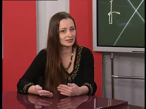 Актуальне інтерв'ю. О. Деркачова, І. Чмелик. Осмислення Різдва у літературі і мистецтві