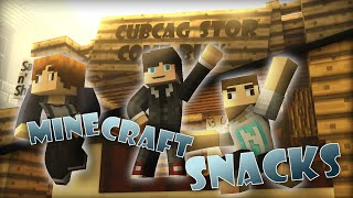 Minecraft Animation Snacks - Eine Minecraft Animation