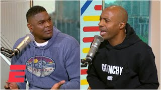 'You can't do that!' - JWill calls out Keyshawn for admitting he'd root for Clippers in Finals | KJZ