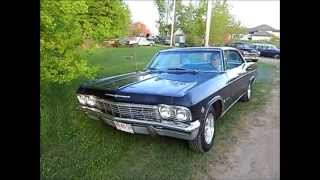 Test Drive the 1965 Chevy Impala!