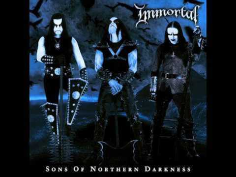 Immortal - Sons of Northern Darkness (Full Album) 2002