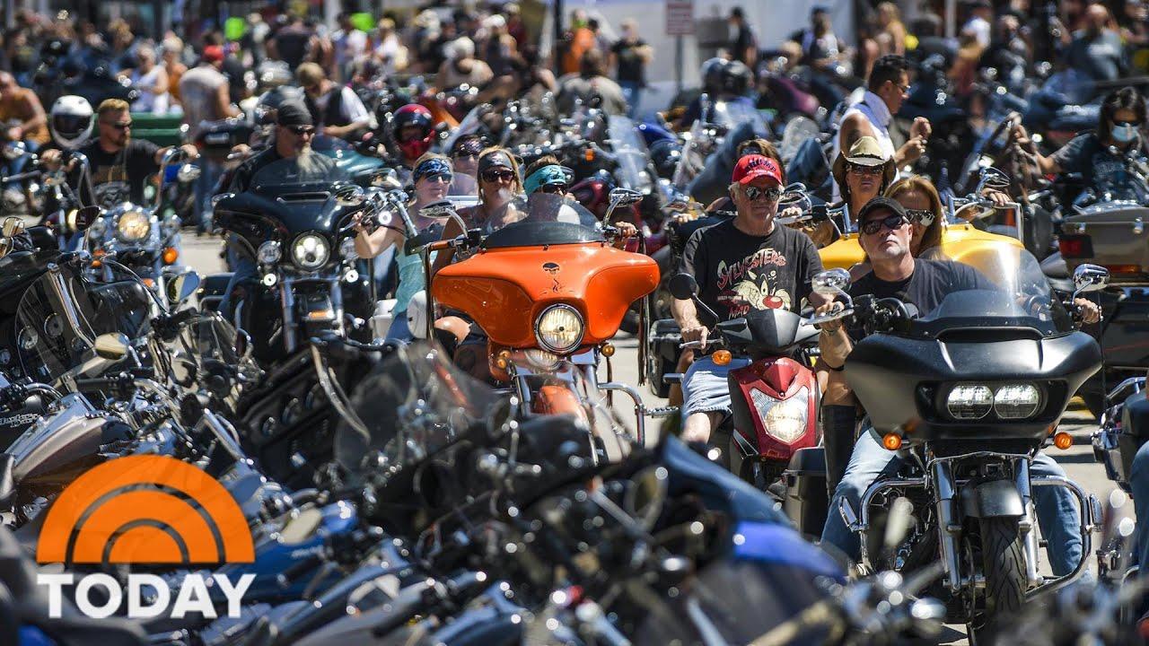 Sturgis Motorcycle Rally May Have Caused 250000 Coronavirus ...