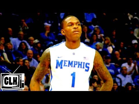 "Joe Jackson is the ""King of Memphis"" - 2012-2013 Memphis Tigers highlights - Adidas Nations"