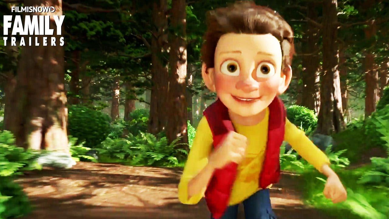Son Of Bigfoot  Teaser Trailer For Animated Family -5756
