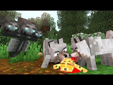 Top Life Animations II - Minecraft Animation