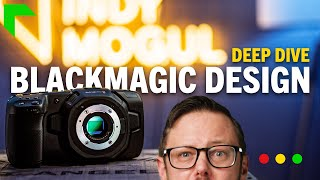 Everything You Didn't Know about Blackmagic Cameras