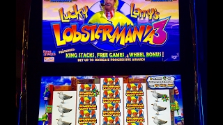 Great bonuses on Lobstermania 3 slot (nickels)! Love this game!(Played at Casino Arizona. Nickel denom || $2.50 bet I played this game for 40 mins and it flew by! The bonuses were long and kept me entertained for sure!, 2017-02-03T15:00:01.000Z)