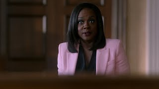'Are You Okay With Me Dying, Judge?' - How to Get Away with Murder