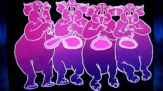 Dumbo - Pink Elephants On Parade
