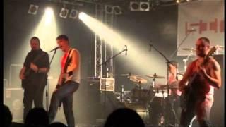 SINTECH - Silence - live (Leipzig - Hellraiser 14.01.2012)