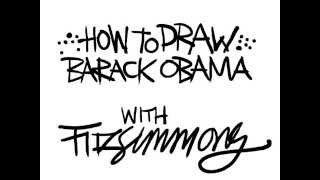 Fitz studio: How to draw the President