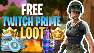 How To Get A *FREE* EPIC SKIN In Fortnite Battle Royale!! - Twitch Prime Pack Opening Fortnite