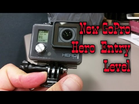 GoPro - HERO HD Waterproof Action Camera $129