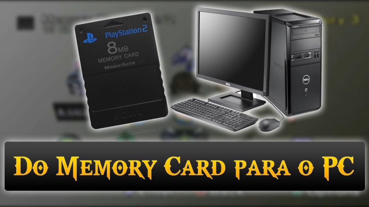 Playstation 2: como passar saves do Memory Card para o PC com o UnlauchElf