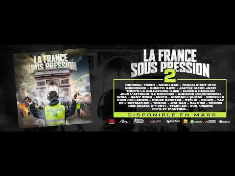 Youtube: Treizeight & Gio – On Serre Le Poing  (Prod Tyza La Replic) (LFSP.2) (Son)