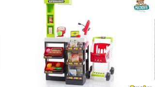 350210 350206 Obchod pre deti Supermarket
