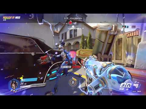 MEI Evil give ANA Power : Overwatch / Magyar /