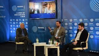 Ο Ν.Φαρμάκης στο Regional Growth Conference 2021(θέμα): 40 χρόνια Ελλάδα και Ε.Ε.