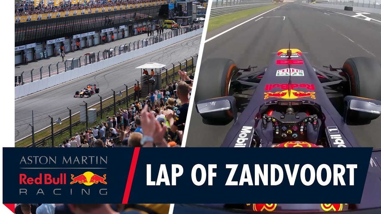 Take A Lap Of Zandvoort Jump On Board With Max Verstappen Around Circuit Zandvoort Youtube