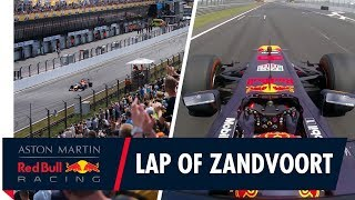Take A Lap Of Zandvoort   Jump On Board With Max Verstappen Around Circuit Zandvoort