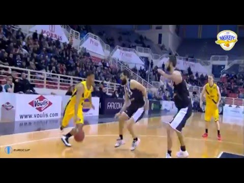 eurocup highlights ewe baskets oldenburg vs paok thessaloniki youtube. Black Bedroom Furniture Sets. Home Design Ideas