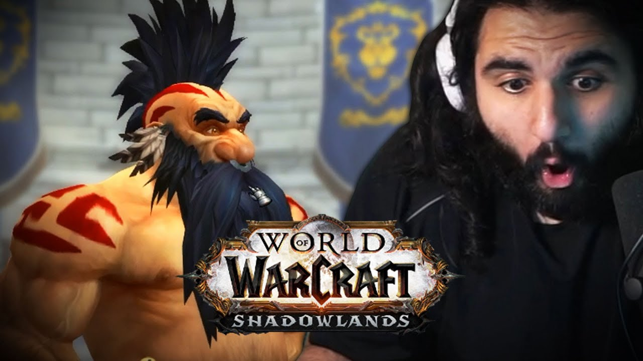 Shadowlands New Character Creation is AMAZING!