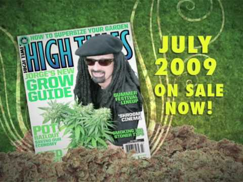HIGH TIMES Presents: Jorges New Grow Guide