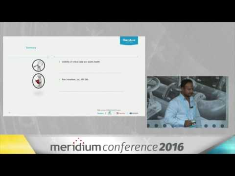 Santos GLNG - Visualizing Critical Data with Meridium APM