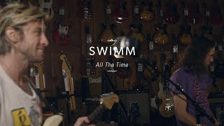 "Swimm ""All The Time"" At Guitar Center"