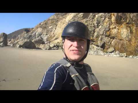 Big Sur Kayaking Paul Dom