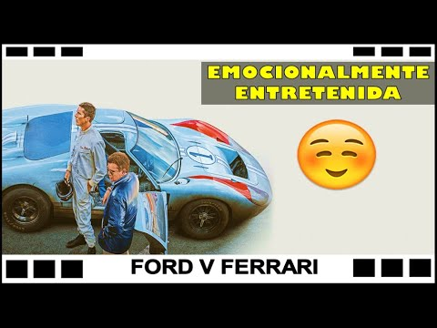 Contra Lo Imposible (Ford V Ferrari). Review