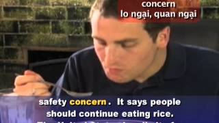 Anh ngữ đặc biệt: Rice Arsenic (VOA)