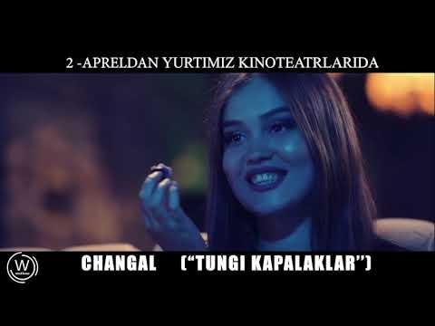 "Uzbekkino premera ""Changal""(Tungi kapalaklar)"