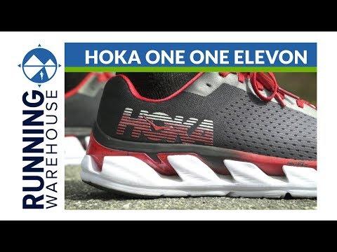 HOKA ONE ONE Elevon Shoe Review - YouTube