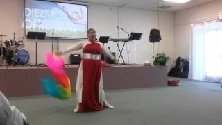 Haz Llover Rompe las fuentes del Cielo Danza