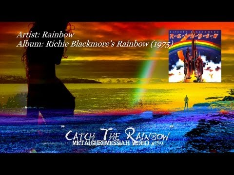 Catch The Rainbow - Rainbow (1975) FLAC Audio Remaster HD Video