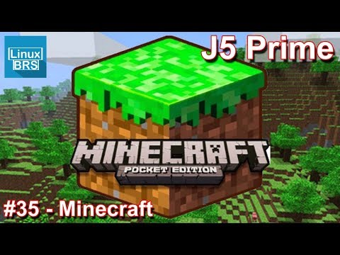 🔘-gameplay-android---samsung-galaxy-j5-prime---minecraft-pocket-edition