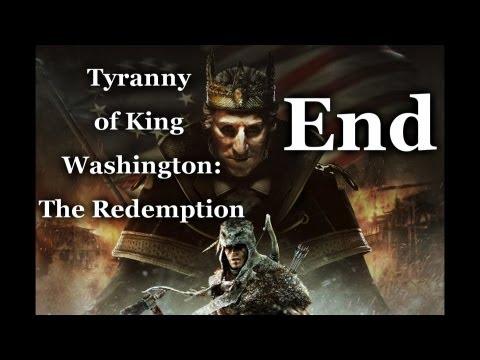 AC3: Tyranny of King Washington EP3: Part 8 - Finale