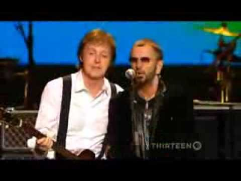 Paul McCartney & Ringo Starr Grammy's 2014