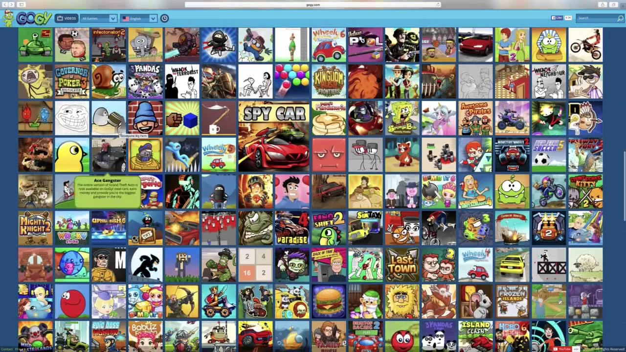 Image result for gogy games