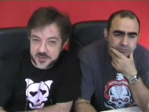 Elio e Rocco Tanica in videochat - la prima parte