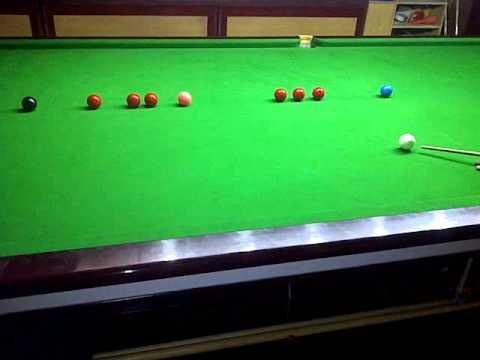 kashi nat snooker break in Decent snooker club Daska.3GP