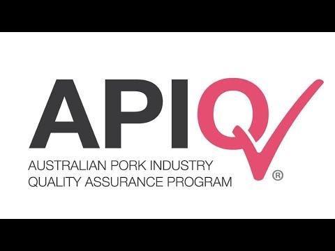 APIQ - Australian Pork Industry Quality Assurance Program