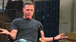 Chicago PD 2х01 Cast Interviews Jason Beghe