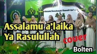 Assalamu alaika YARASULALLAH (cover Bolten) teman kerja