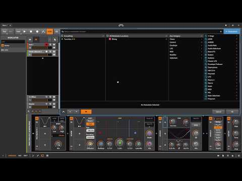 Migrating to Bitwig Studio Part 4 (Signal Flow, Automation, Containers, and Modulation)